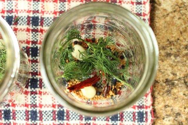 Jar prep