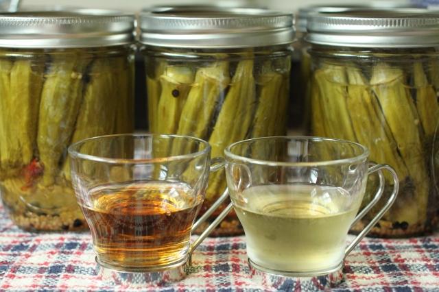 The okra pickleback