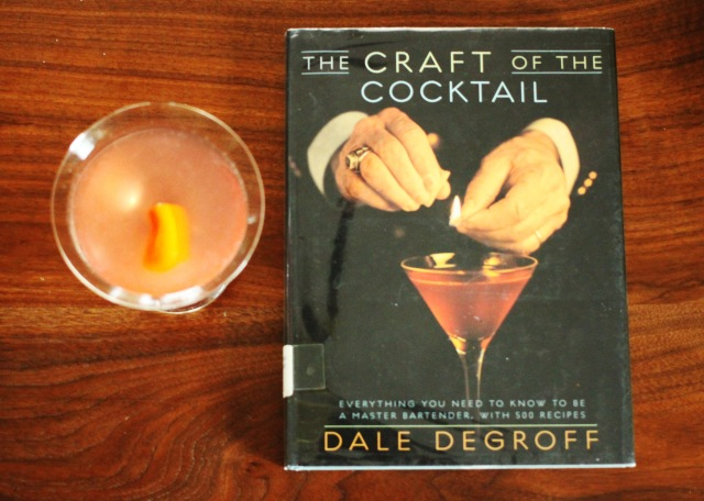 Cosmopolitan and The Craft of the Cocktail