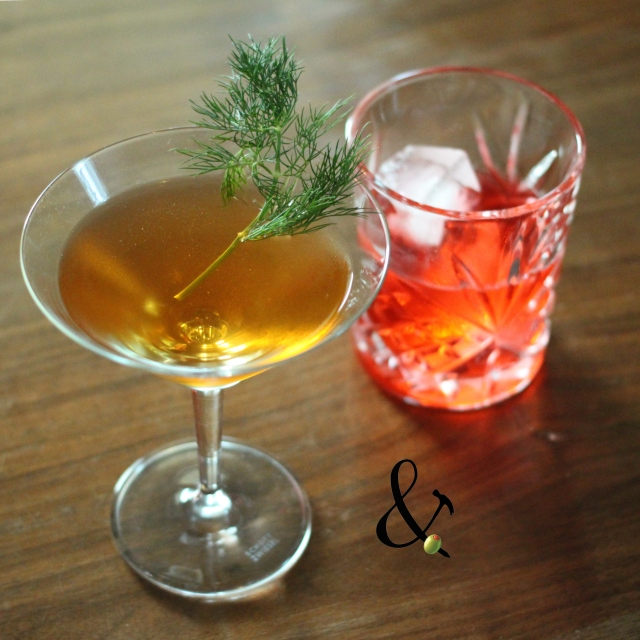 DIY Aquavit : Hooch & Home