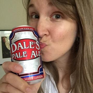 Melissa loves Dale's